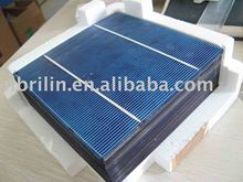 poly high efficiency solar cell