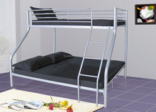 Creative Living Room Triple Bunk Bed for Children