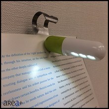 creative unique idea USB rechargeable book light