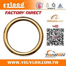 [EZ LOAD] Discover Chrome Steel Rings for Tie Down 38mm O Ring