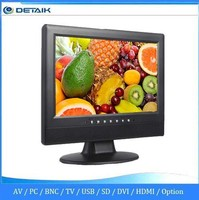 DTK-1022T 10.2 Inch Small Size Mini TV LED TV LCD TV
