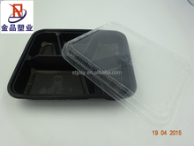 wholesale plastic pp lunch box / recyclable bento / Hot sail foot container