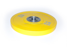 Olympic competition barbell bumper plate /olympic bumper weight plates prices
