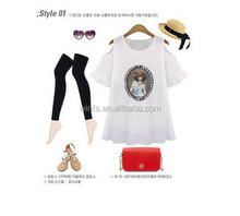 Alibaba china antique discount ladies t-shirt