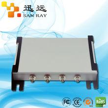 4 antena lector de larga distancia para la gestión de vehículos