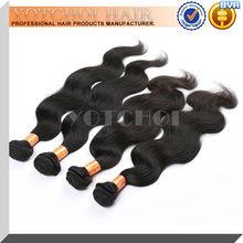 Wholesale 100% Unprocessed Body Wave Brazillian Virgin Hair