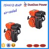 Manufacturer Competitive Price Air Cooled 2.8HP Electric Start 90cc Engine