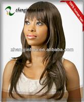 5a virgin hair peruvian straight hair discount wigs