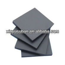 HL black pvc 3mm 5mm 8mm