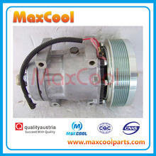 Sanden SD7H15 For Ford/Case/New Holland Tractor/International Har auto ac compressor 152MM 8PK 12V 4768 SD4768 58792