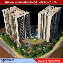 Architecture model/ new product building model maker for real estate