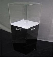 china supplier new design clear acrylic display cabinets