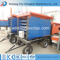 stable unit scissor jack / Chinese scissors lifts