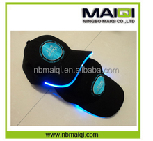 2015 Hot Sale Embroidery LED caps and hats