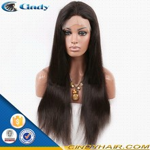 wholesale cheap unprocessed human hair full lace wig