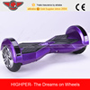 Self Balancing Balance Scooter Hover board 2 wheel with bluetooth speaker and Led light