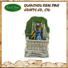 Italy resin Romeo and Juliet verona souvenir for decoration home