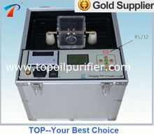 Excellent after sales services transformer oil insulation oil analyzer measurement,IEC156,STM D899,lower operation cost