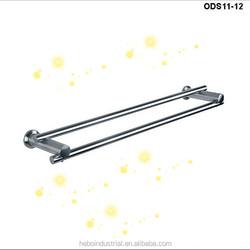 chrome and gold finish towel bar chrome adjustable towel bar