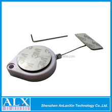 Free Express shipping anti-theft pull box with retractable cable wholesale