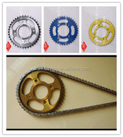 High Quality Motorcycle chain kit for Brazil,Pakistan