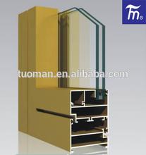 top qualit profil en aluminium pour le c t fen tre guillotine. Black Bedroom Furniture Sets. Home Design Ideas