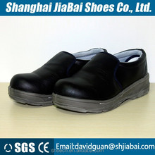 wholesale high quality white steel toe anti static safety shoes