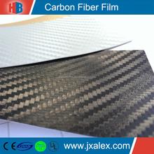 Low Price 3D Black Vinyl Sticker Carbon Rolls Wholesale For Car Decoration,Removable/160um,140g/1.52*30m/Bubble Free