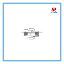 stainless steel 316 union ball joint pipe fitting