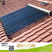 Split Pressurized Solar Water Heater Collector, Heat Pipe Solar Collector