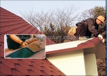 Supply best asphalt roofing shingle