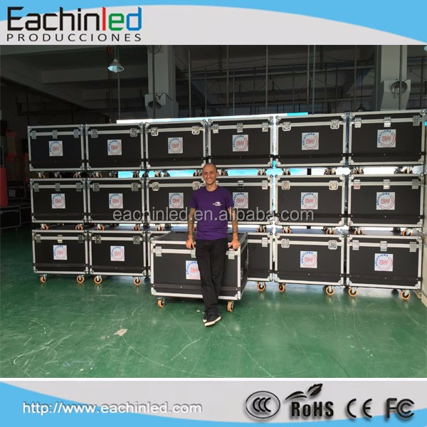 Package of Flight Case for Event LED Screen (1).jpg