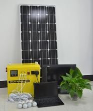 Hot sale 500w grid connected solar systems