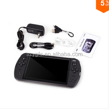 New arrival JXD S7800 7 inch Android4.2 Quad Core Game Console 1.8GHz 1280*800 IPS 2G/8G Dual cameras Video Game Player Pad