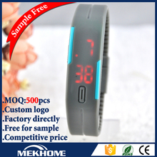 men and women chain cheap digital watch sports watches made in china