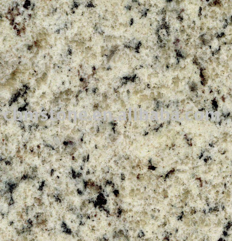 White Galaxy Granite Kitchen: White Galaxy Granite Slab / Tile