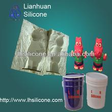 Distributor RTV liquid silicone rubber arts and crafts rtv-2 molding silicone