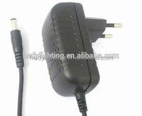 Guangzhou factory outlet high quality universal ac dc adapter single output type power adapter ac dc adapter 12v 2a