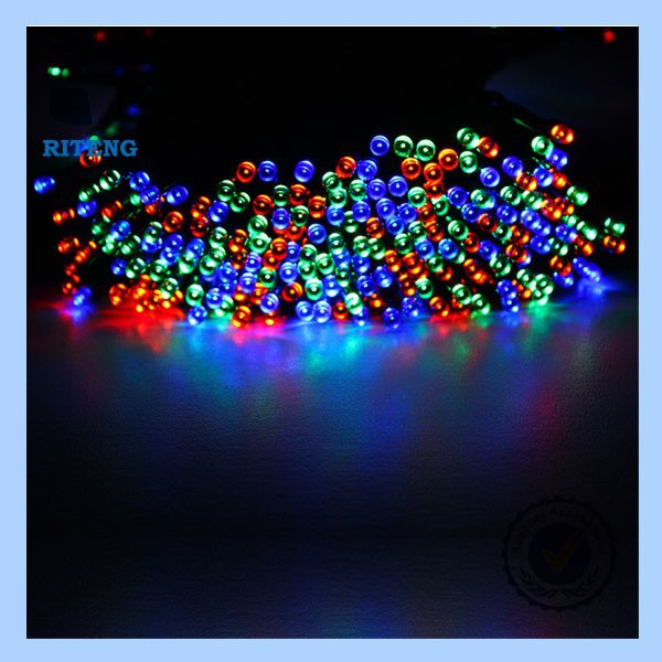 String Lights Bulk : Wholesale - Outdoor Solar Powered Led String Light,10m Color Led Copper Solar String Light - Buy ...
