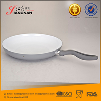 Stay-cool Handle Protects Your Hands With A Perfect Grip Aluminum Chinese Frying Pan