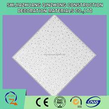 Mineral Fiber False Ceiling Designs for Hall
