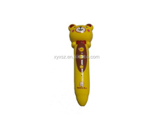 Other Educational Baby English French Arabic Chinese Korean Singing Talking Pen DC011 for Distributors