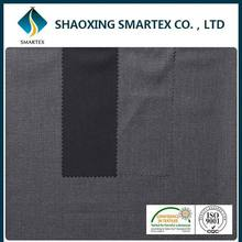 Men's suit fabric supplier Wholesale fabric Polyester suiting fabric