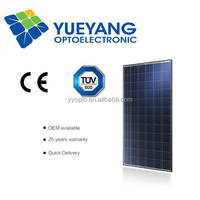 240W poly crystalline pv modules price solar/solar panel price list