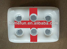 printed inflatable air holder/drink seat / seat mobile phone holder for promotion sale