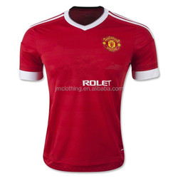 15/16 wholesale top jersey soccer,soccer wear,thai quality soccer jersey,original grade,UEFA