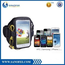 High quality sport armband case for iphone 6/cell phone armband/mobile phone arm bag