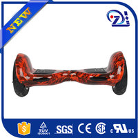 Best Christmas Gift for gf bf smart 10 inch 2 wheel self balancing electric scooter