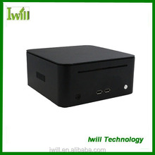 Iwill M8 pure aluminum mini itx case with DVD