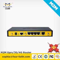 WCDMA/UMTS 900mhz 2100mhz 3G Wireless Router with Sim Card Slot industrial grade router